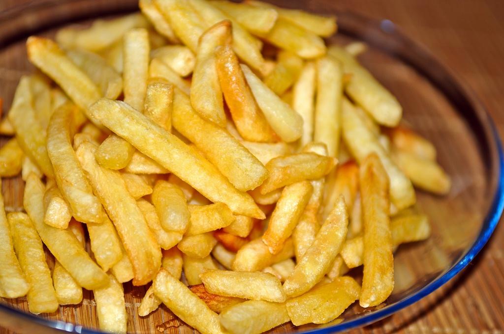 Fast Food - mega źródło tłuszczy trasn