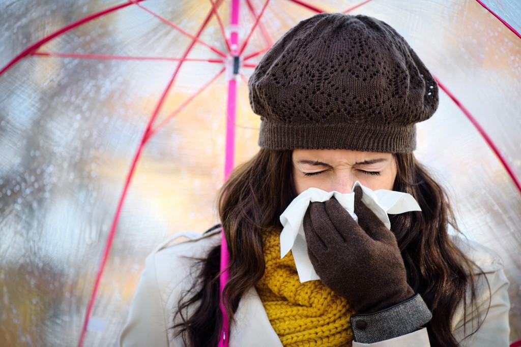 Jak nie dać się grypie!