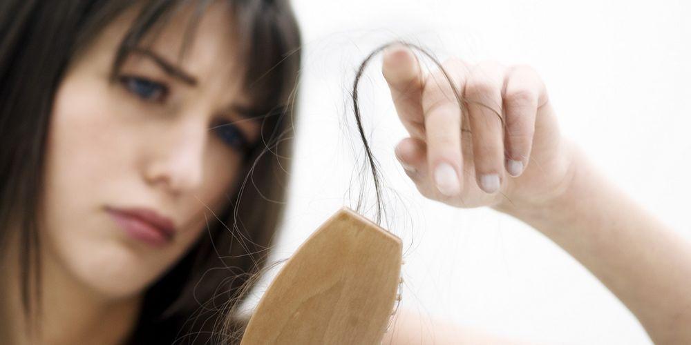 Problem - wypadajace włosy